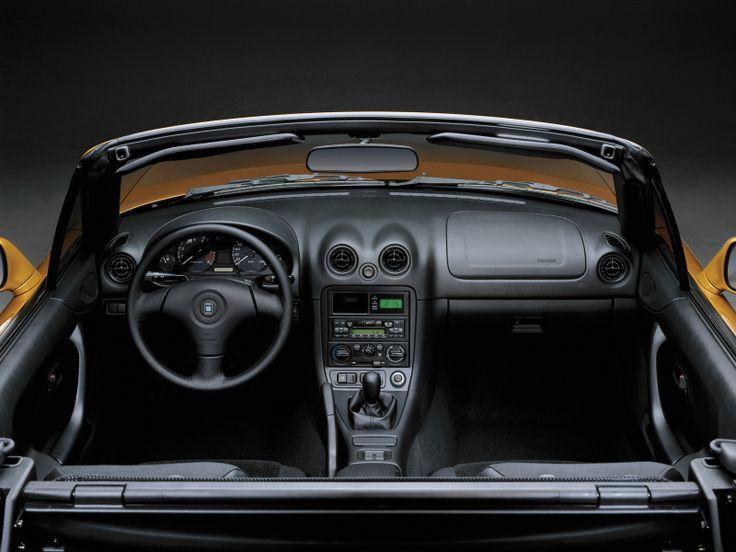Mazda Roadster II (NB) 1998 - 2005 Roadster #7