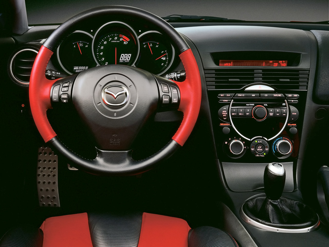 Mazda RX-8 I 2003 - 2008 Coupe :: OUTSTANDING CARS