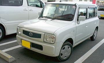 Mazda Spiano 2002 - 2008 Hatchback 5 door #3