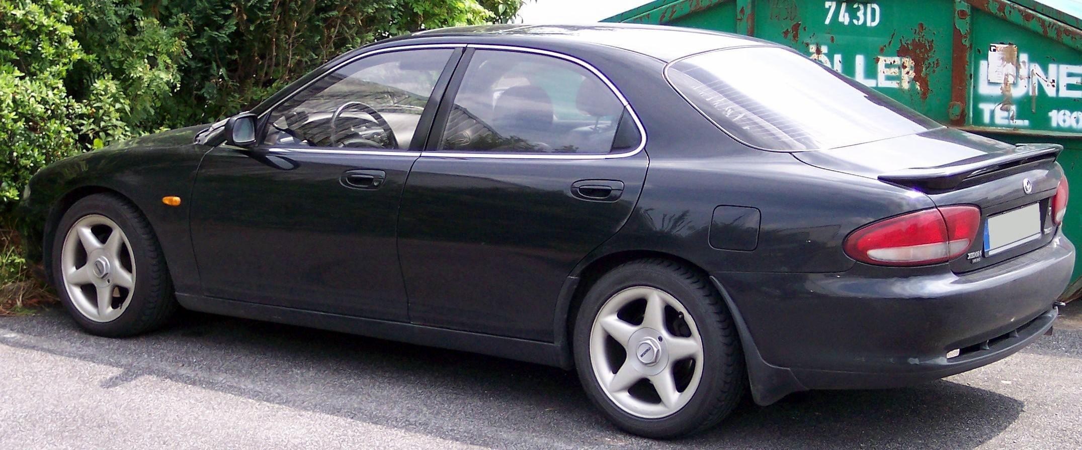 Mazda Xedos 6 1992 - 1999 Sedan #6