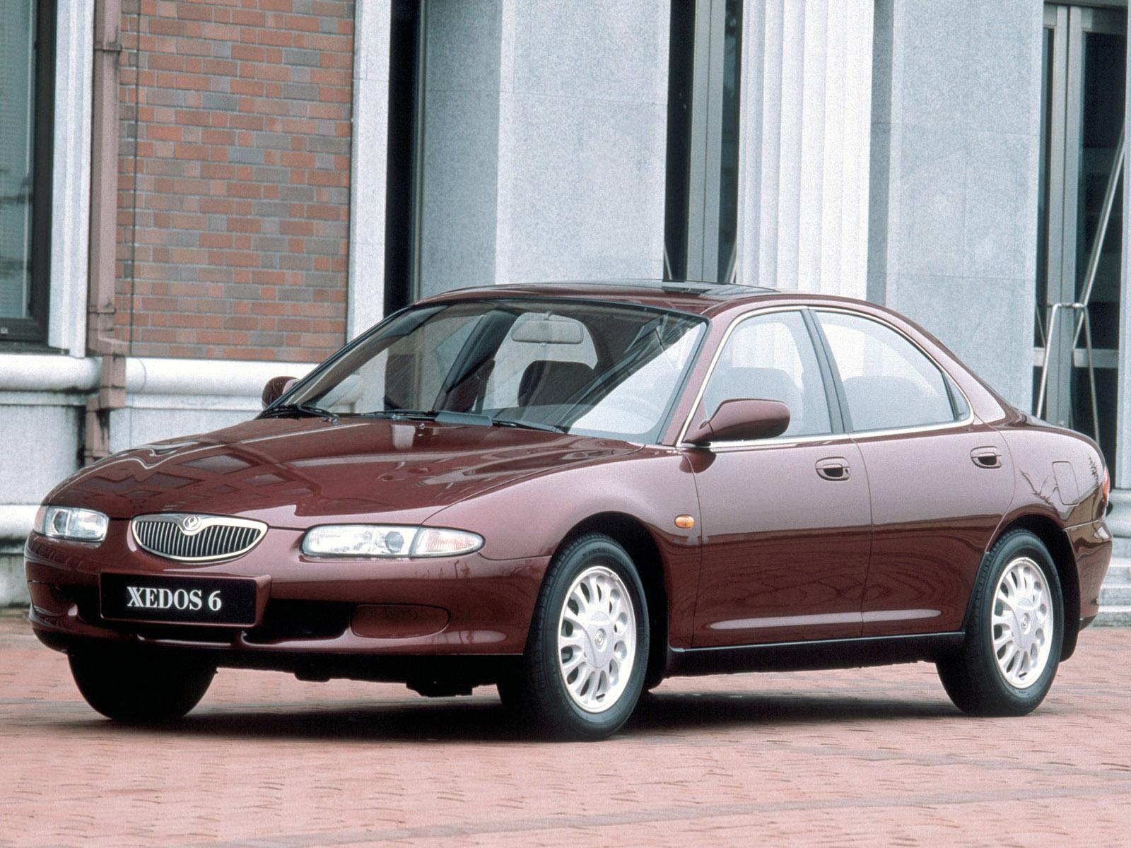 Mazda Xedos 6 1992 - 1999 Sedan #7