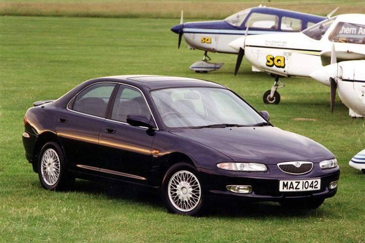 Mazda Xedos 6 1992 - 1999 Sedan #3