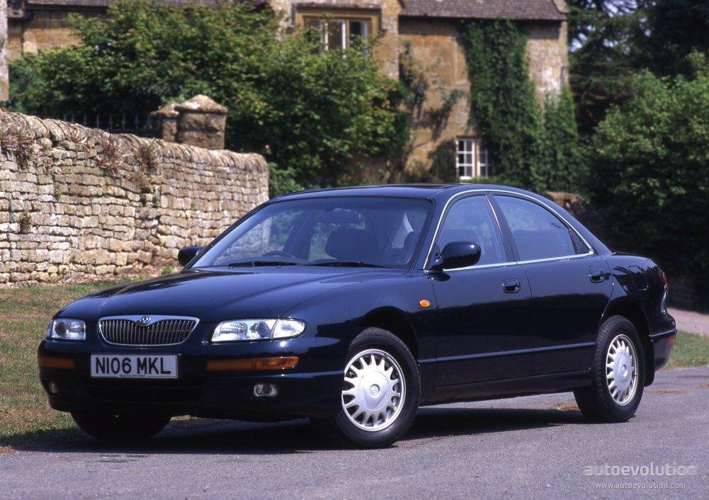 Mazda Xedos 9 I 1993 - 2000 Sedan #3