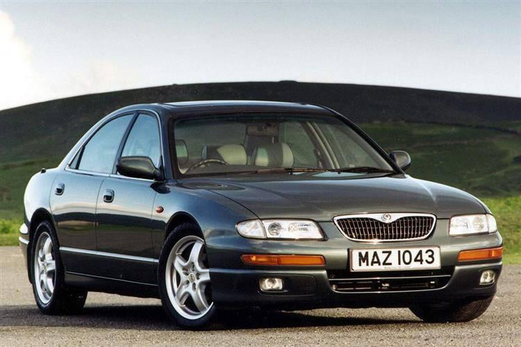 Mazda Xedos 9 I 1993 - 2000 Sedan #4