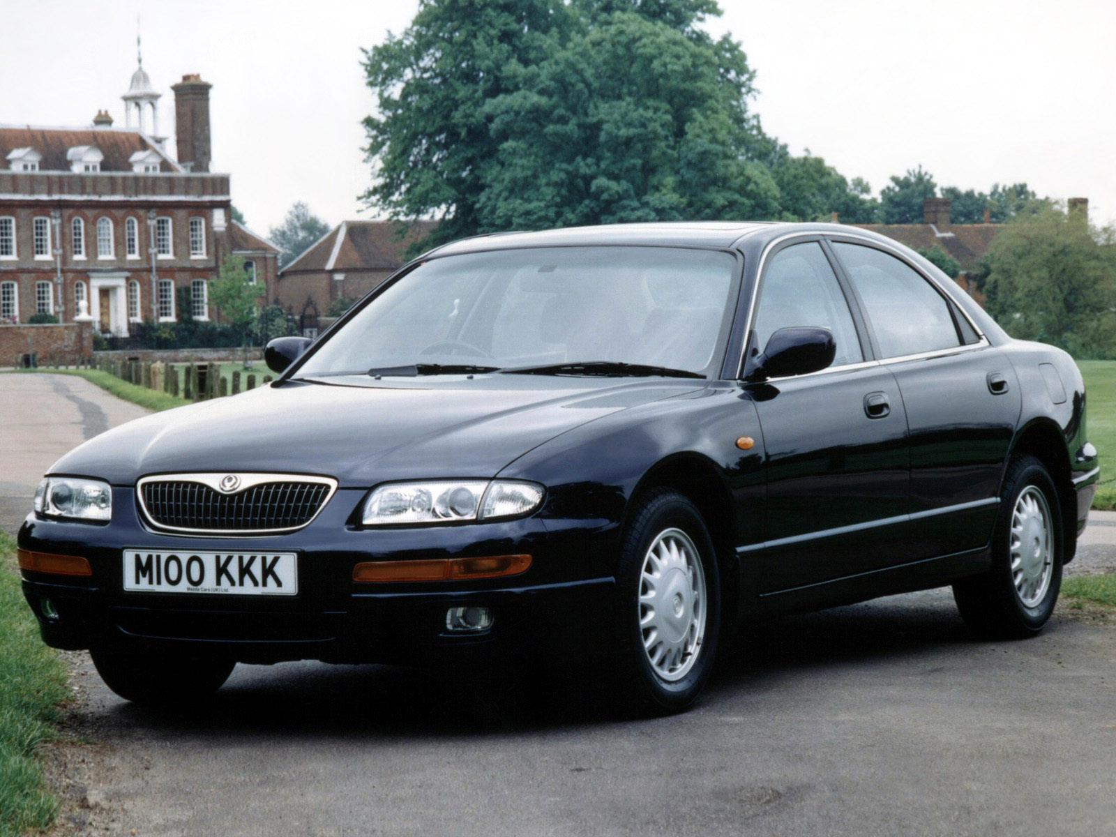 Mazda Xedos 9 I 1993 - 2000 Sedan #1