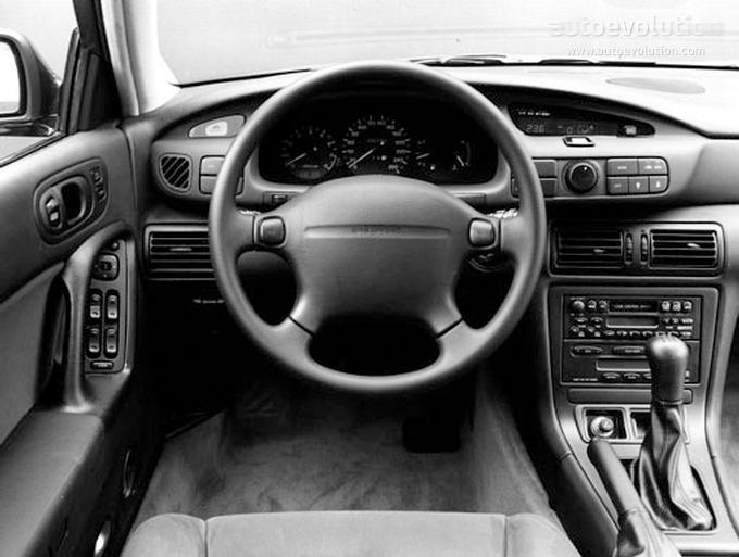 Mazda Xedos 9 I 1993 - 2000 Sedan #5