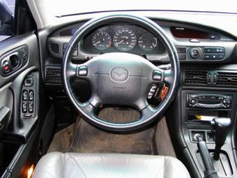 Mazda Xedos 9 I 1993 - 2000 Sedan #6