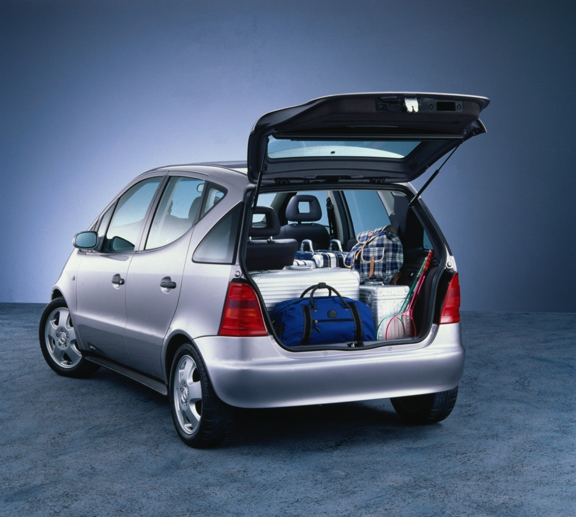 Mercedes-Benz A-klasse I (W168) 1997 - 2001 Hatchback 5 door #3