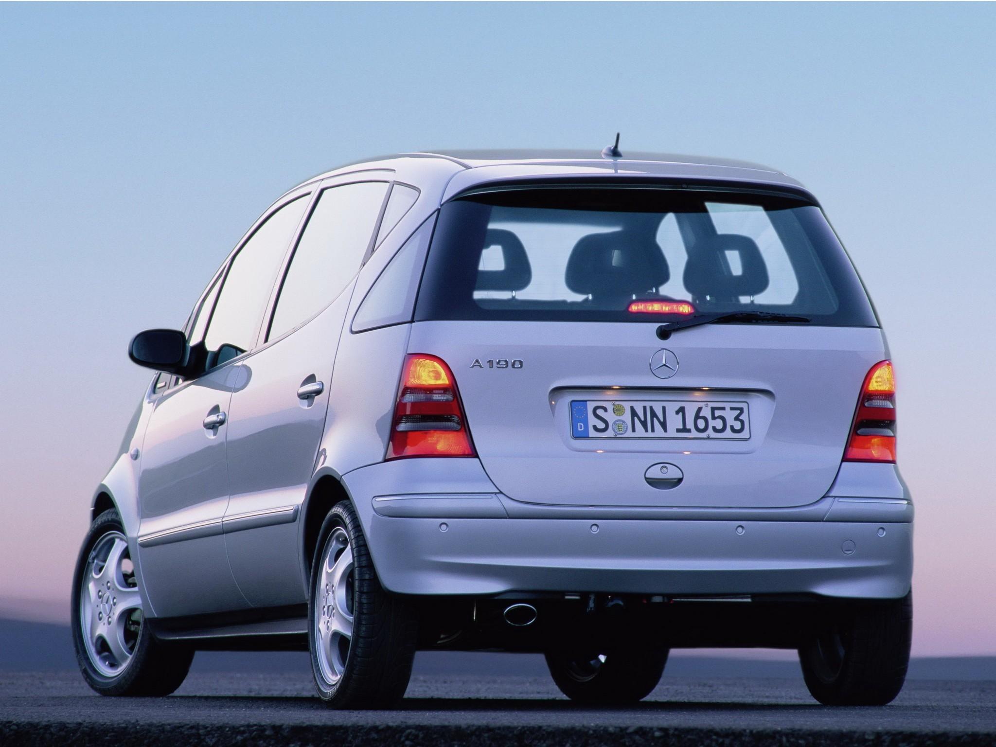 Mercedes-Benz A-klasse I (W168) Restyling 2001 - 2004 Hatchback 5 door #1