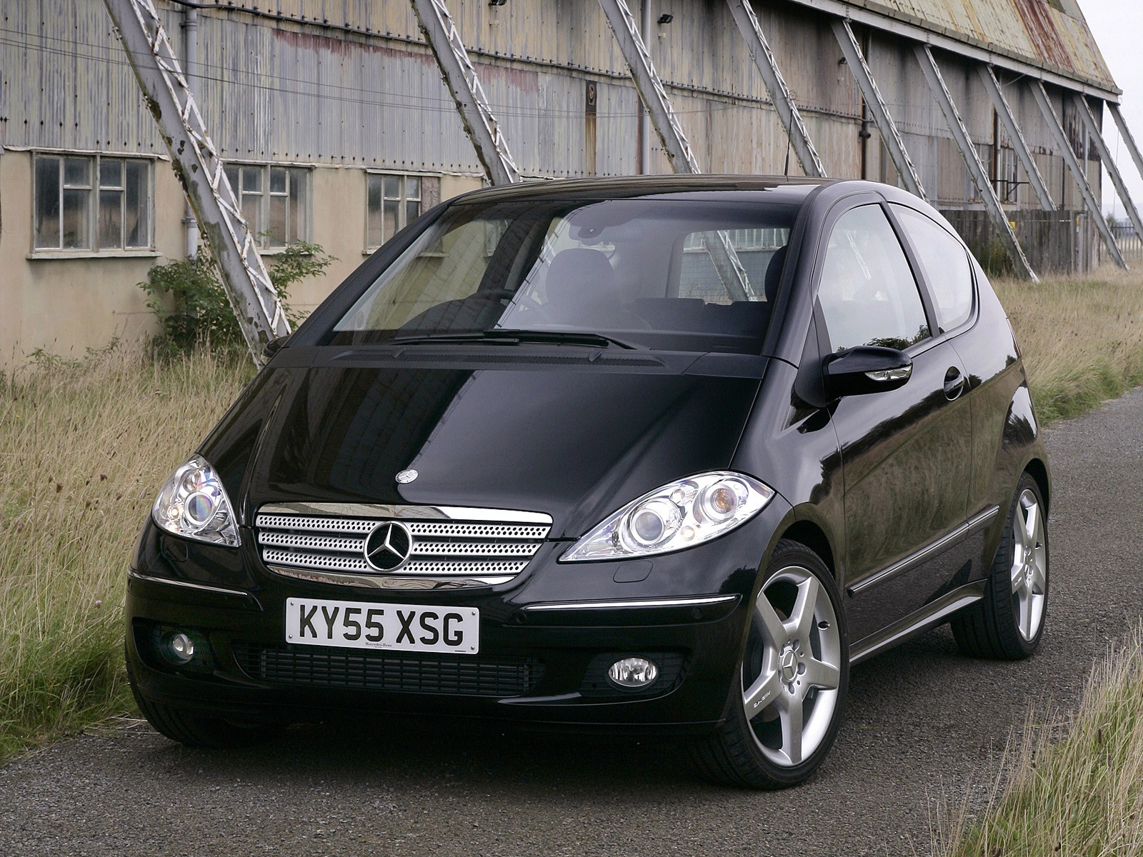 Mercedes-Benz A-klasse II (W169) 2004 - 2007 Hatchback 5 door #3