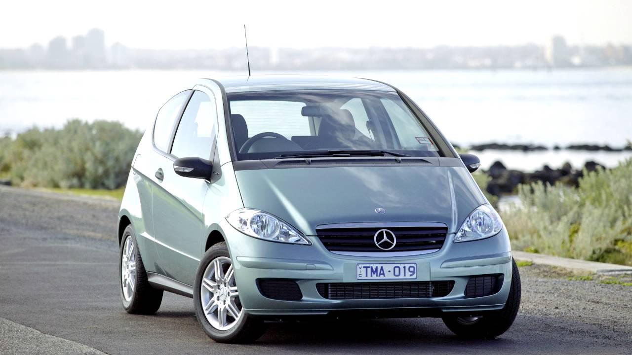 Mercedes-Benz A-klasse II (W169) Restyling 2008 - 2012 Hatchback 3 door #2