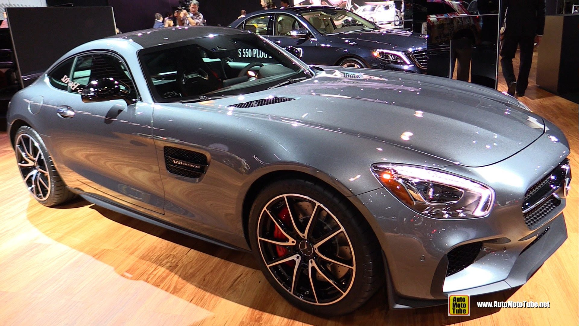 Mercedes-Benz AMG GT 2014 - now Coupe #4