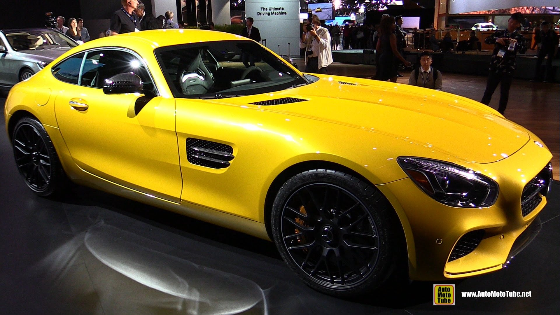 Mercedes-Benz AMG GT 2014 - now Coupe #3
