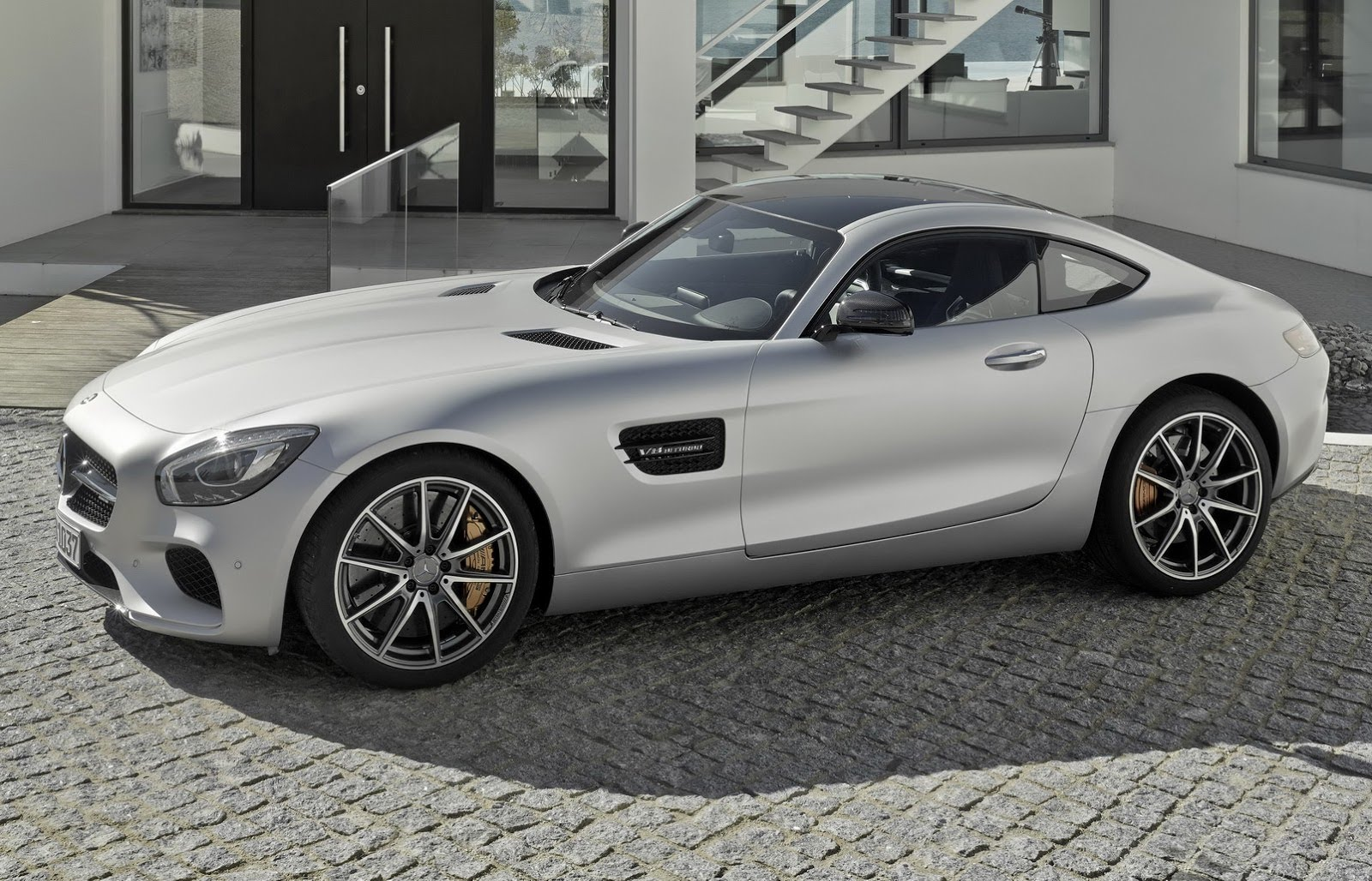 Mercedes-Benz AMG GT 2014 - now Coupe #5