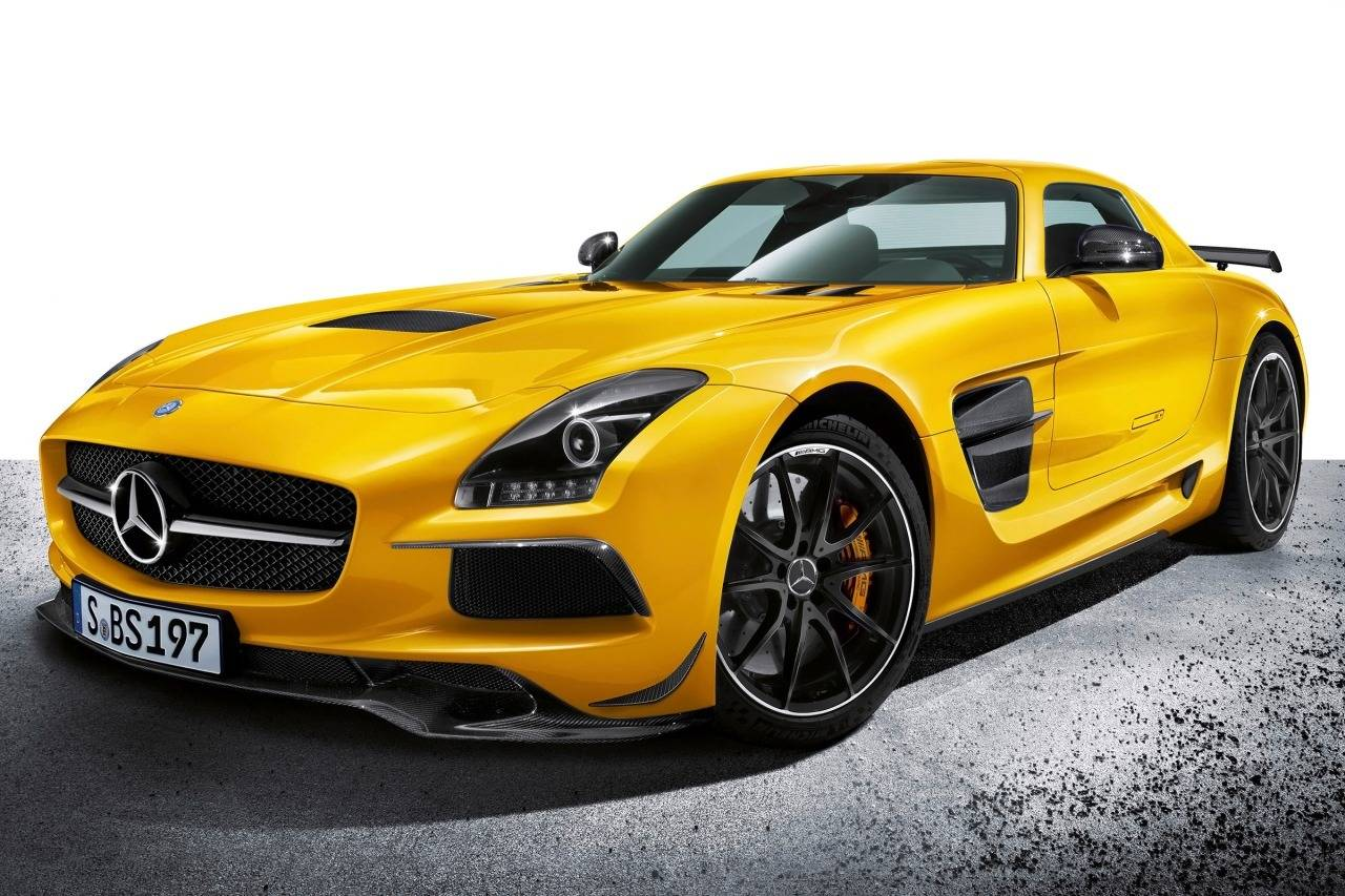 Mercedes-Benz AMG GT 2014 - now Coupe #1