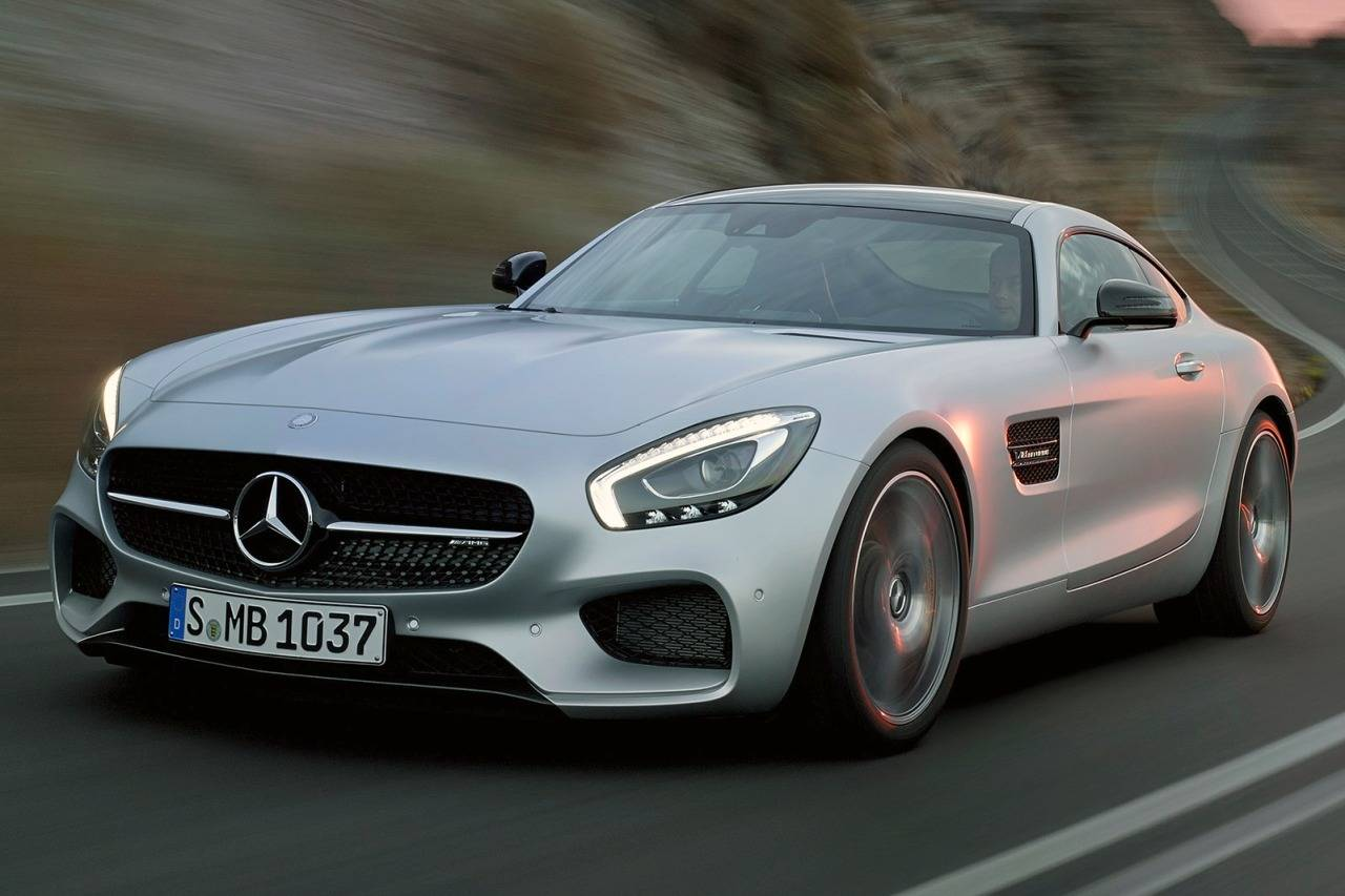 Mercedes-Benz AMG GT 2014 - now Coupe #8