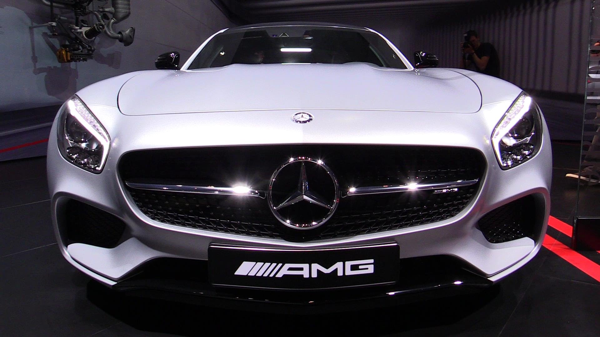 Mercedes-Benz AMG GT 2014 - now Coupe #6