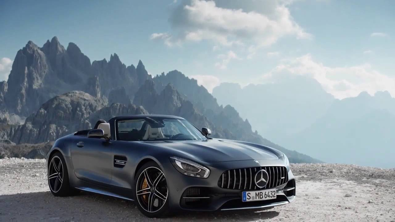 Mercedes-Benz AMG GT 2017 - now Roadster #5