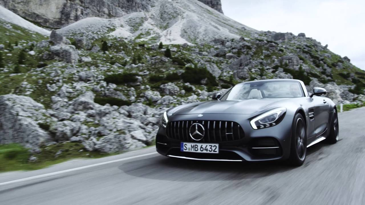 Mercedes-Benz AMG GT 2017 - now Roadster #8