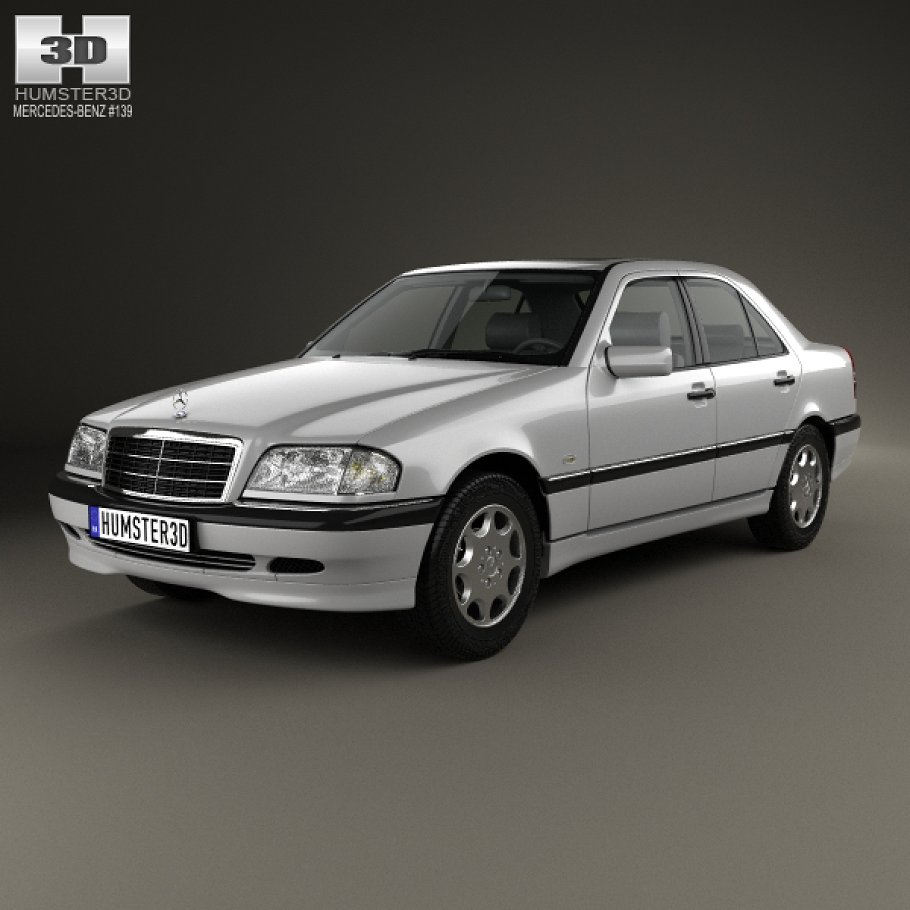 Mercedes-Benz C-klasse AMG I (W202) 1994 - 1997 Sedan #2
