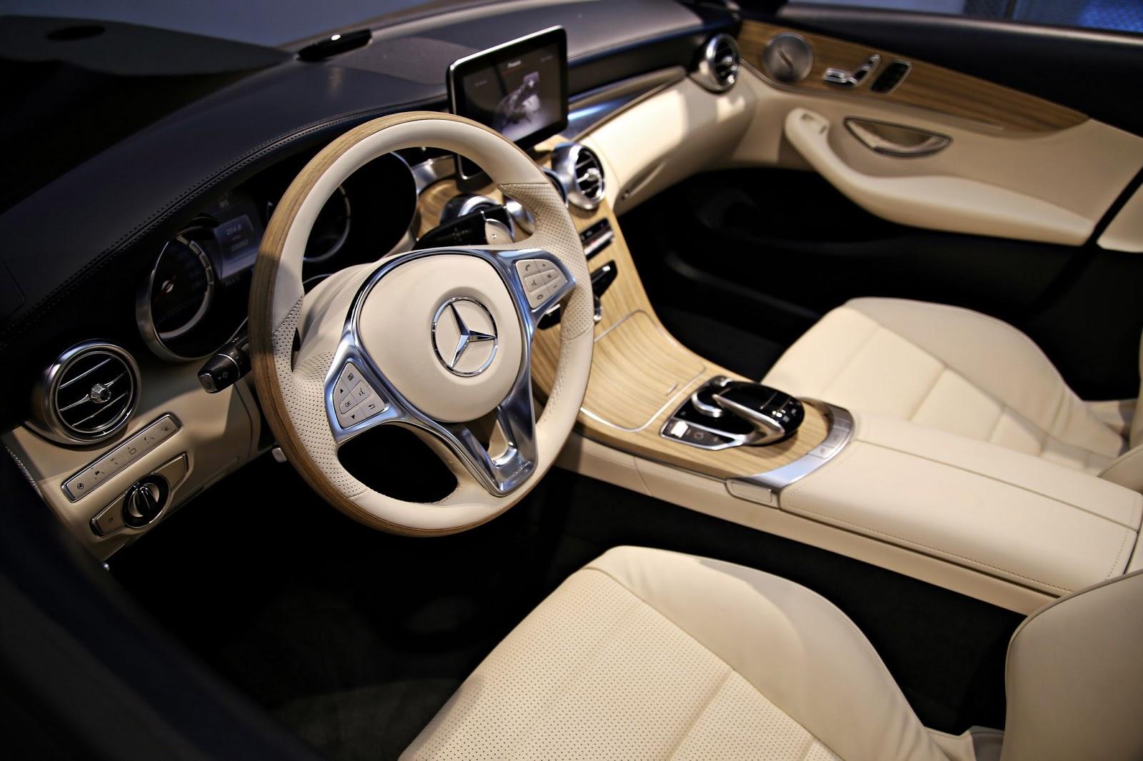 Mercedes-Benz C-klasse AMG IV (W205) 2014 - now Cabriolet #6