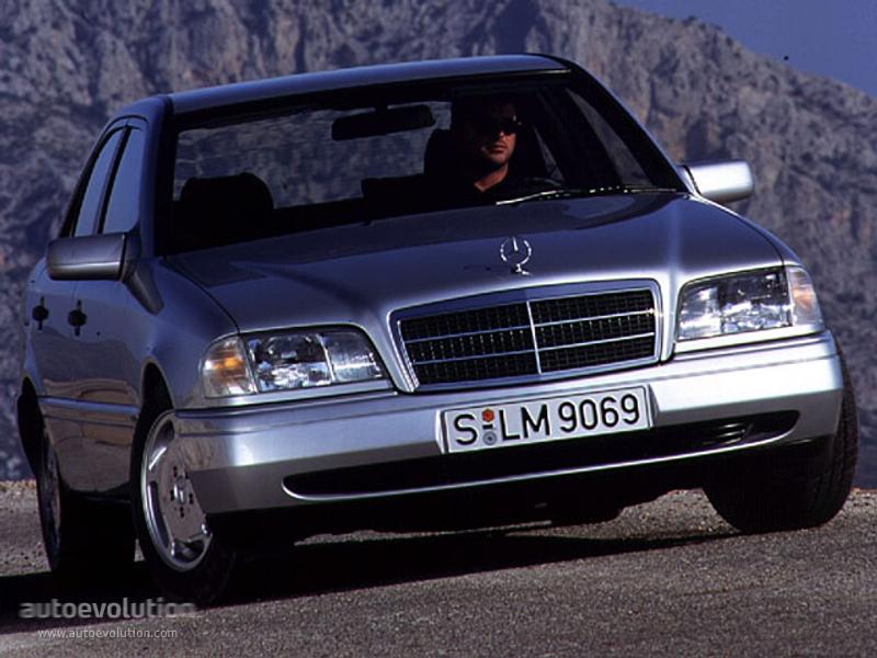 Mercedes-Benz C-klasse I (W202) 1993 - 1997 Sedan #7