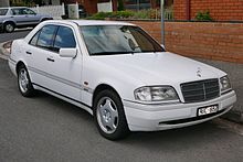 Mercedes-Benz C-klasse AMG I (W202) 1994 - 1997 Sedan #7