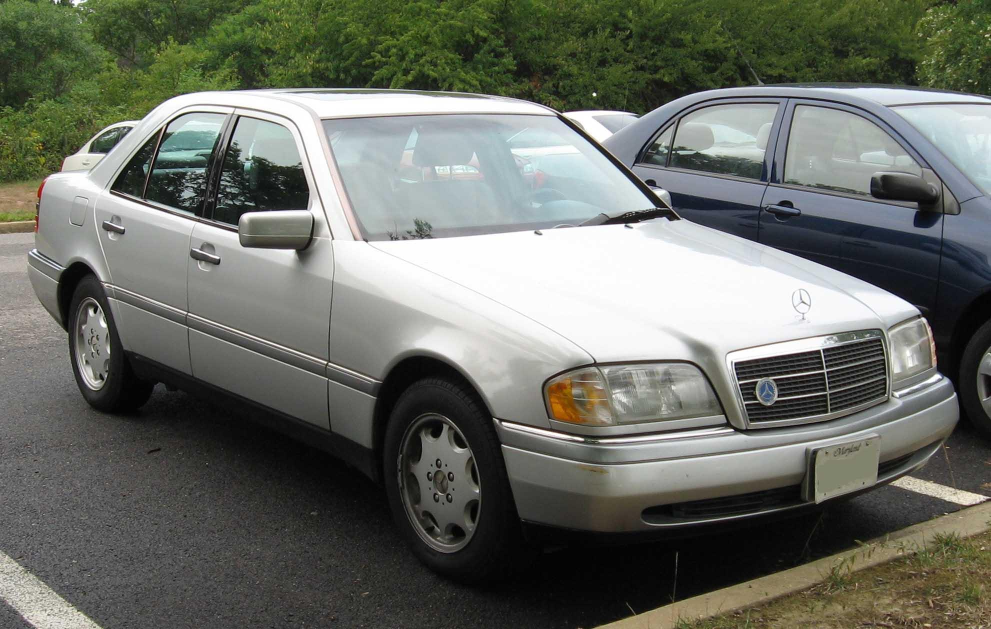 Mercedes-Benz C-klasse I (W202) 1993 - 1997 Sedan #1