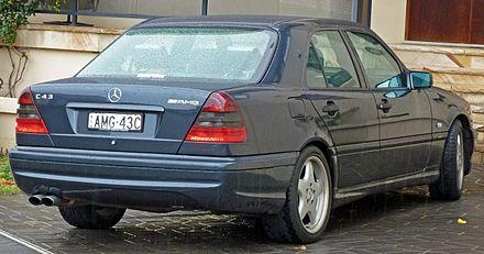 Mercedes-Benz C-klasse AMG I (W202) 1994 - 1997 Sedan #6