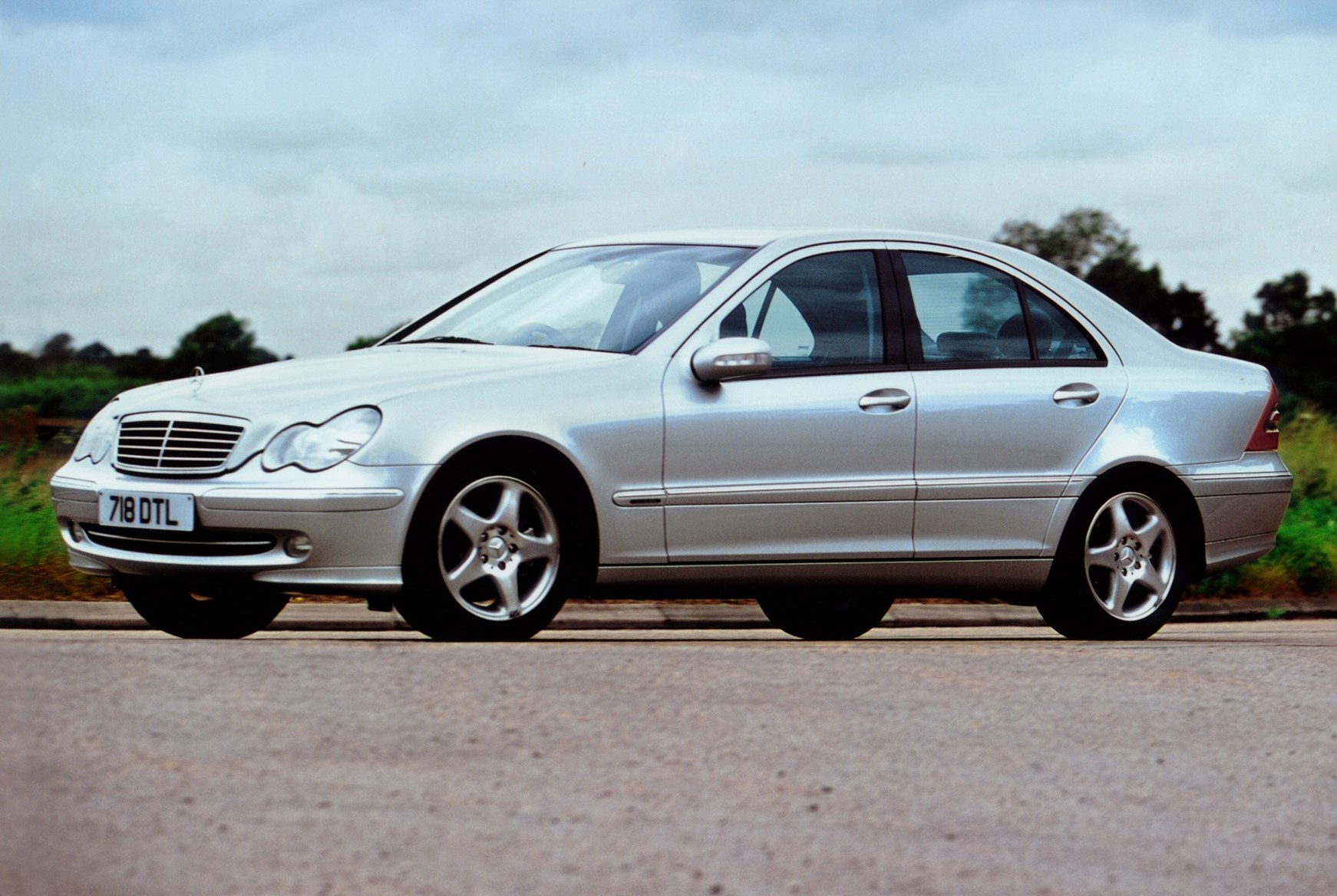 Mercedes-Benz C-klasse AMG II (W203) 2001 - 2004 Hatchback 3 door #1