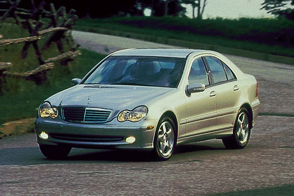 Mercedes-Benz C-klasse AMG II (W203) 2001 - 2004 Hatchback 3 door #3