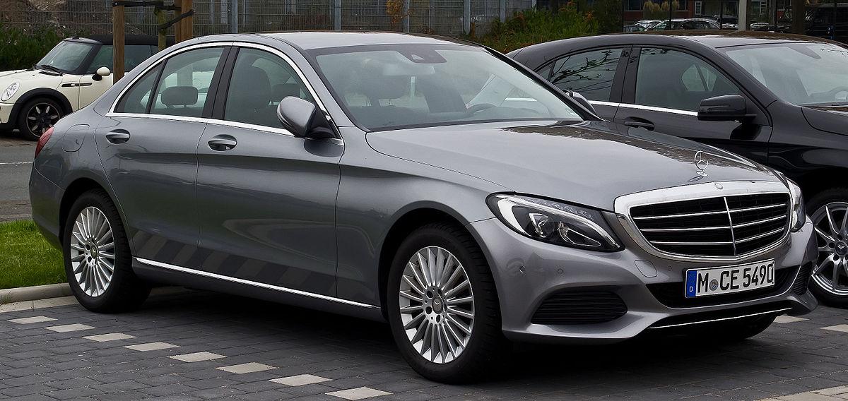 Mercedes-Benz C-klasse IV (W205) 2014 - now Coupe #1