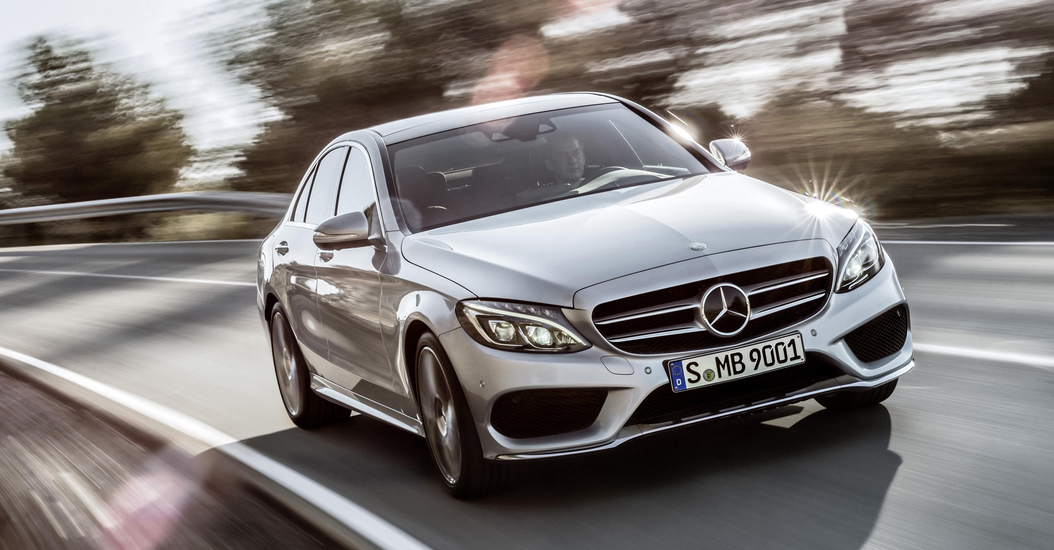 Mercedes-Benz C-klasse IV (W205) 2014 - now Coupe #2