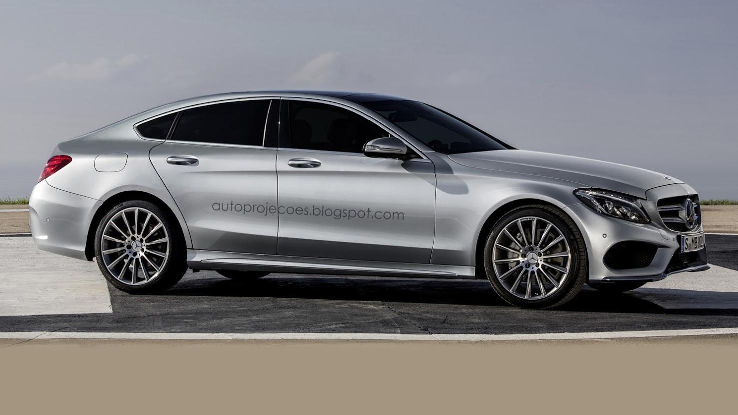 Mercedes-Benz C-klasse IV (W205) 2014 - now Coupe #5