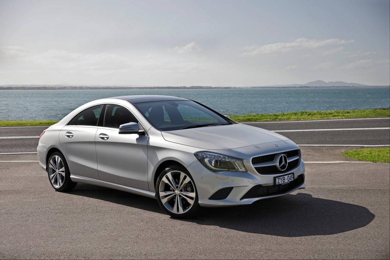 Mercedes-Benz CLA-klasse AMG I (C117, X117) 2013 - 2016 Sedan #1