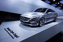 Mercedes-Benz CLA-klasse I (C117, X117) 2013 - 2016 Station wagon 5 door #1