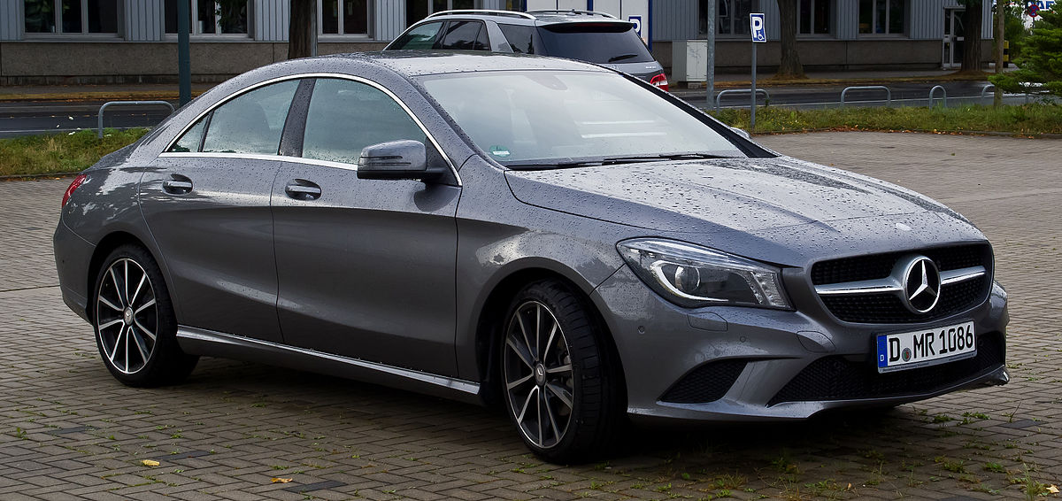 Mercedes-Benz CLA-klasse I (C117, X117) Restyling 2016 - now Station wagon 5 door #8