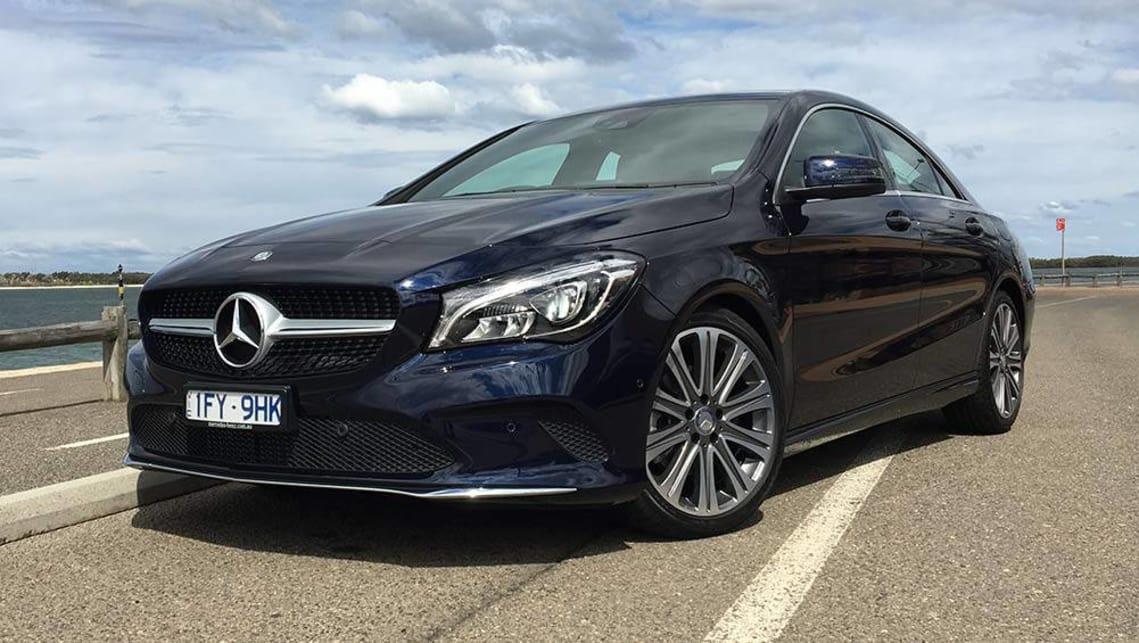 Mercedes-Benz CLA-klasse I (C117, X117) 2013 - 2016 Sedan #8