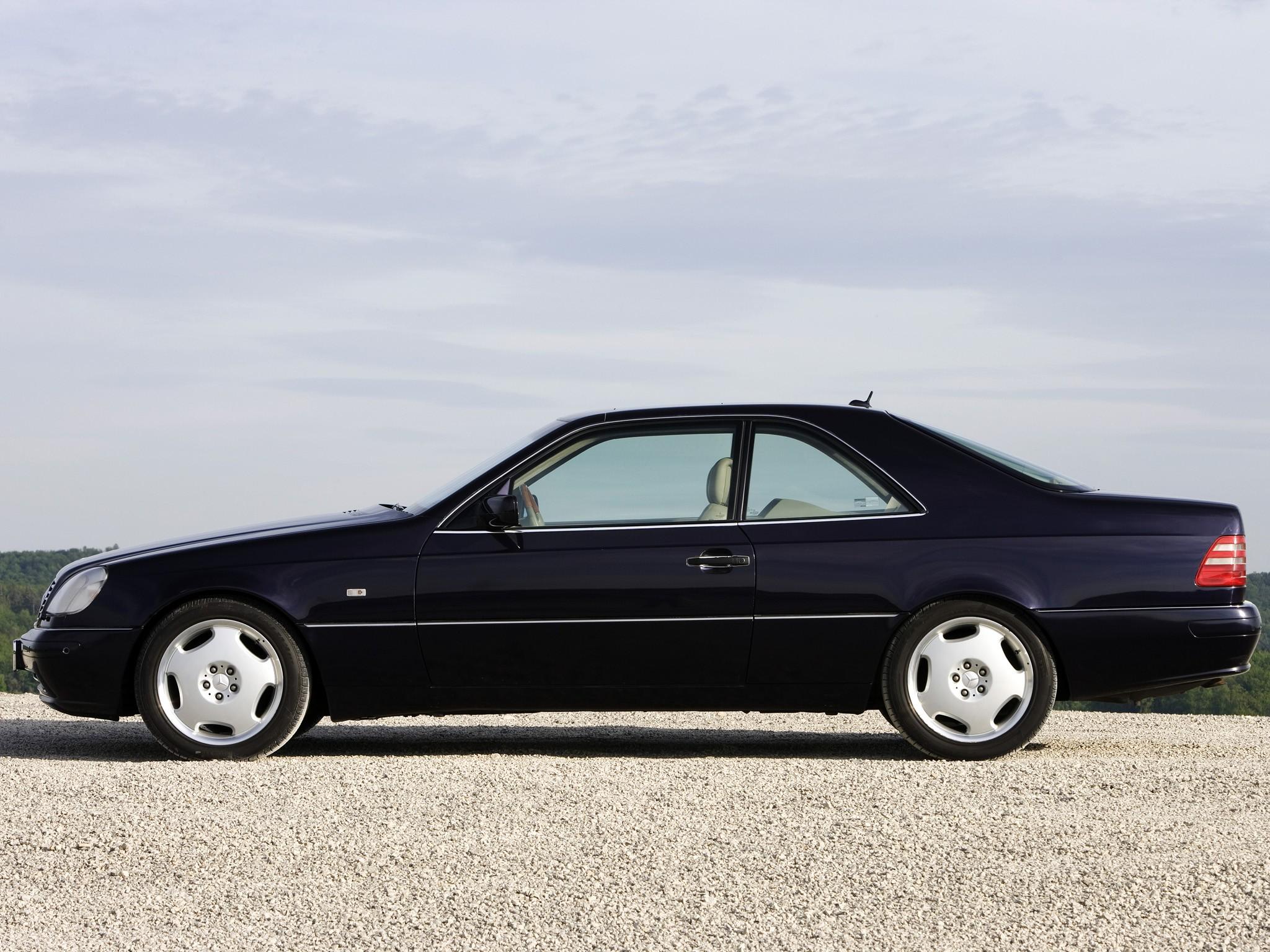 Mercedes-Benz CL-klasse I (C140) 1996 - 1998 Coupe #3