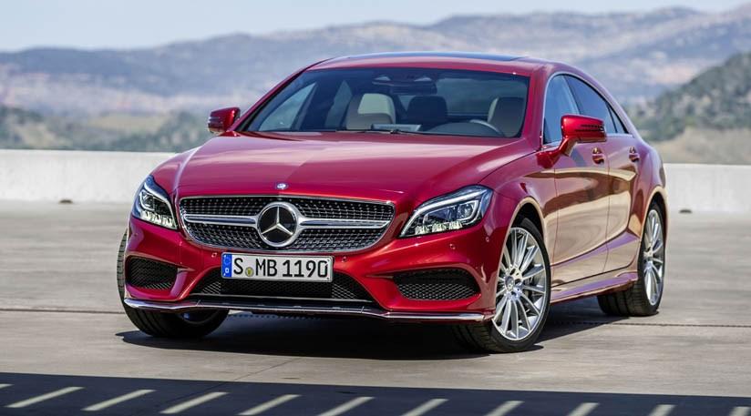 Mercedes-Benz CLS-klasse II (W218) Restyling 2014 - now Sedan #3