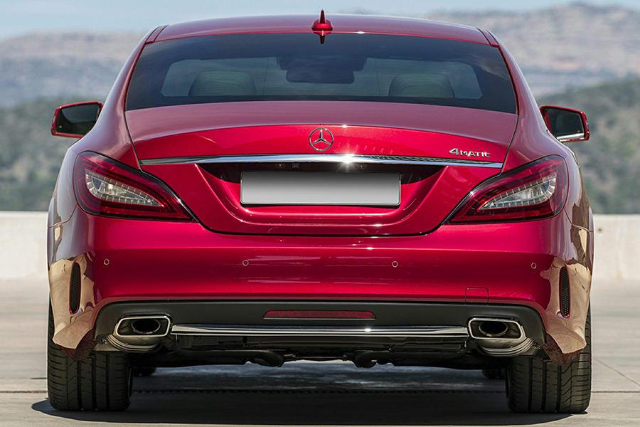 Mercedes-Benz CLS-klasse II (W218) Restyling 2014 - now Sedan #1