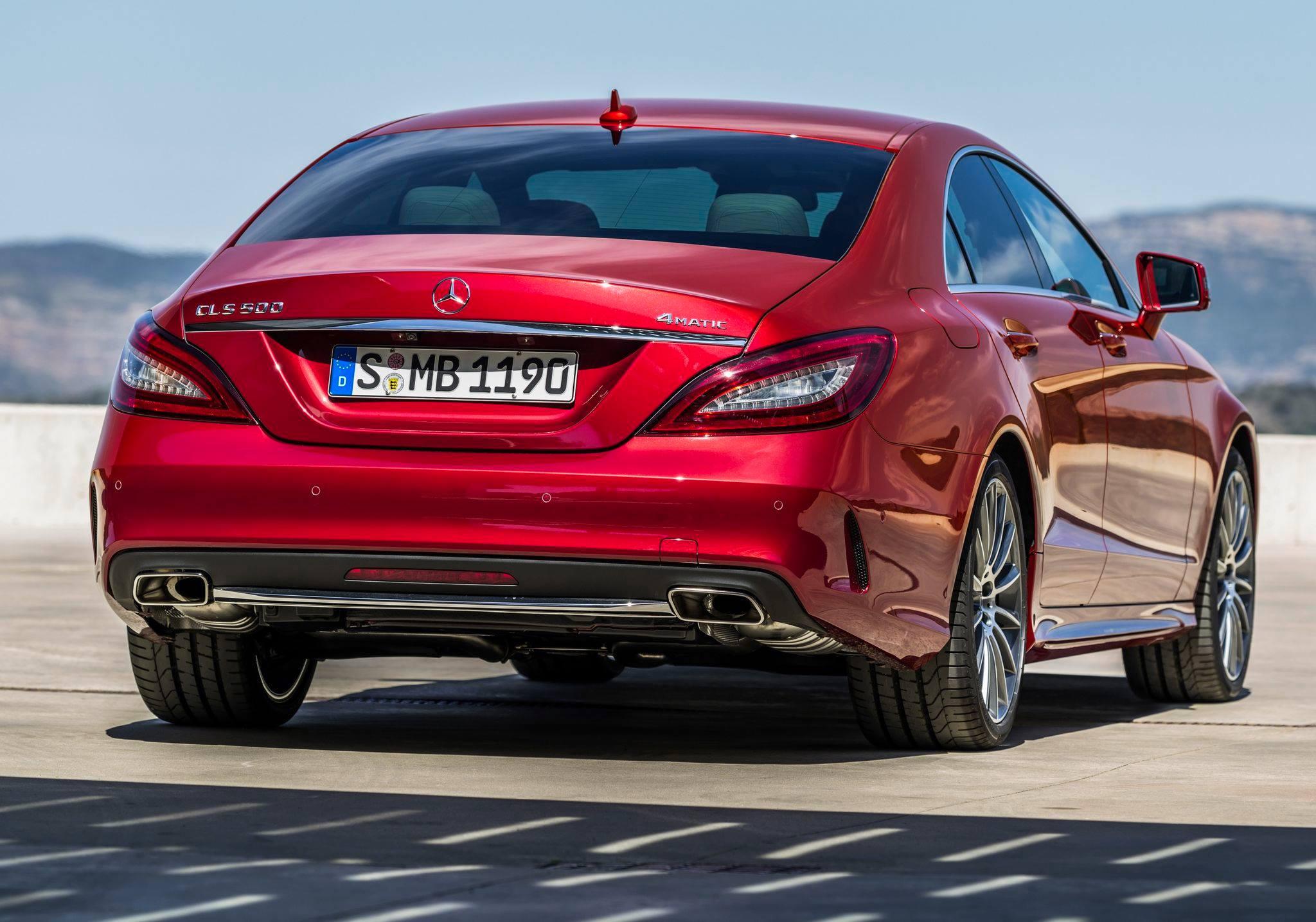 Mercedes-Benz CLS-klasse II (W218) Restyling 2014 - now Sedan #4