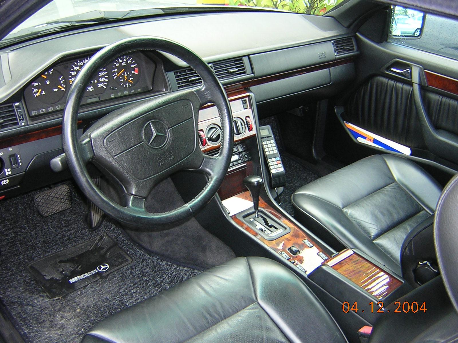 Mercedes-Benz W124 1984 - 1994 Cabriolet #5