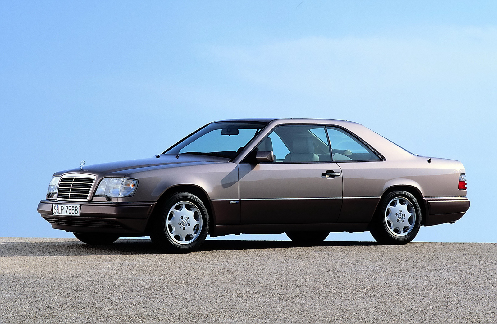 Mercedes-Benz E-klasse AMG I (W124) 1993 - 1996 Coupe-Hardtop #1