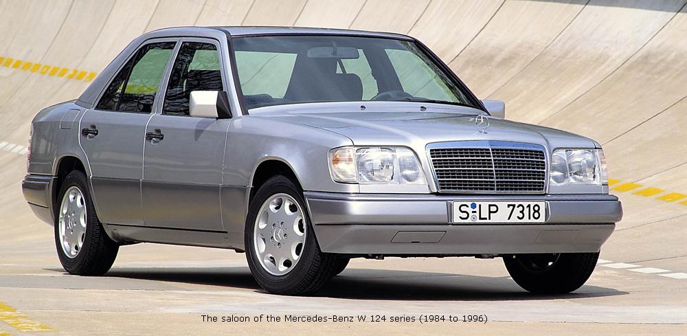 Mercedes-Benz E-klasse AMG I (W124) 1993 - 1996 Coupe-Hardtop #2