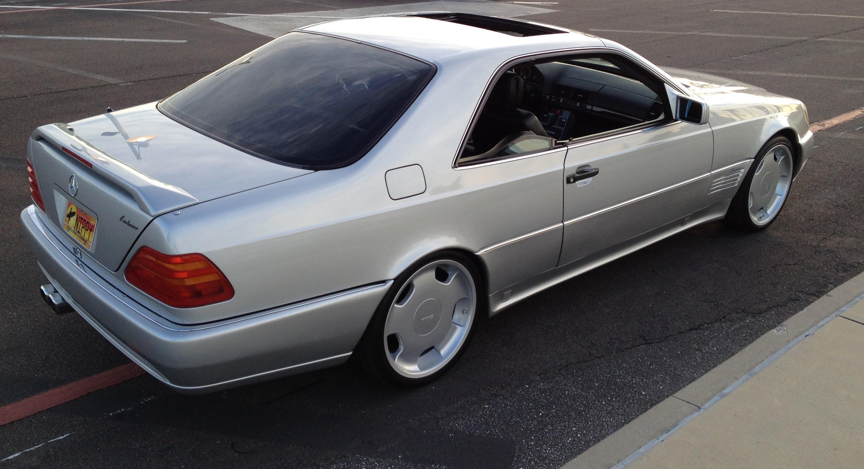 Mercedes-Benz E-klasse AMG I (W124) 1993 - 1996 Coupe-Hardtop #3