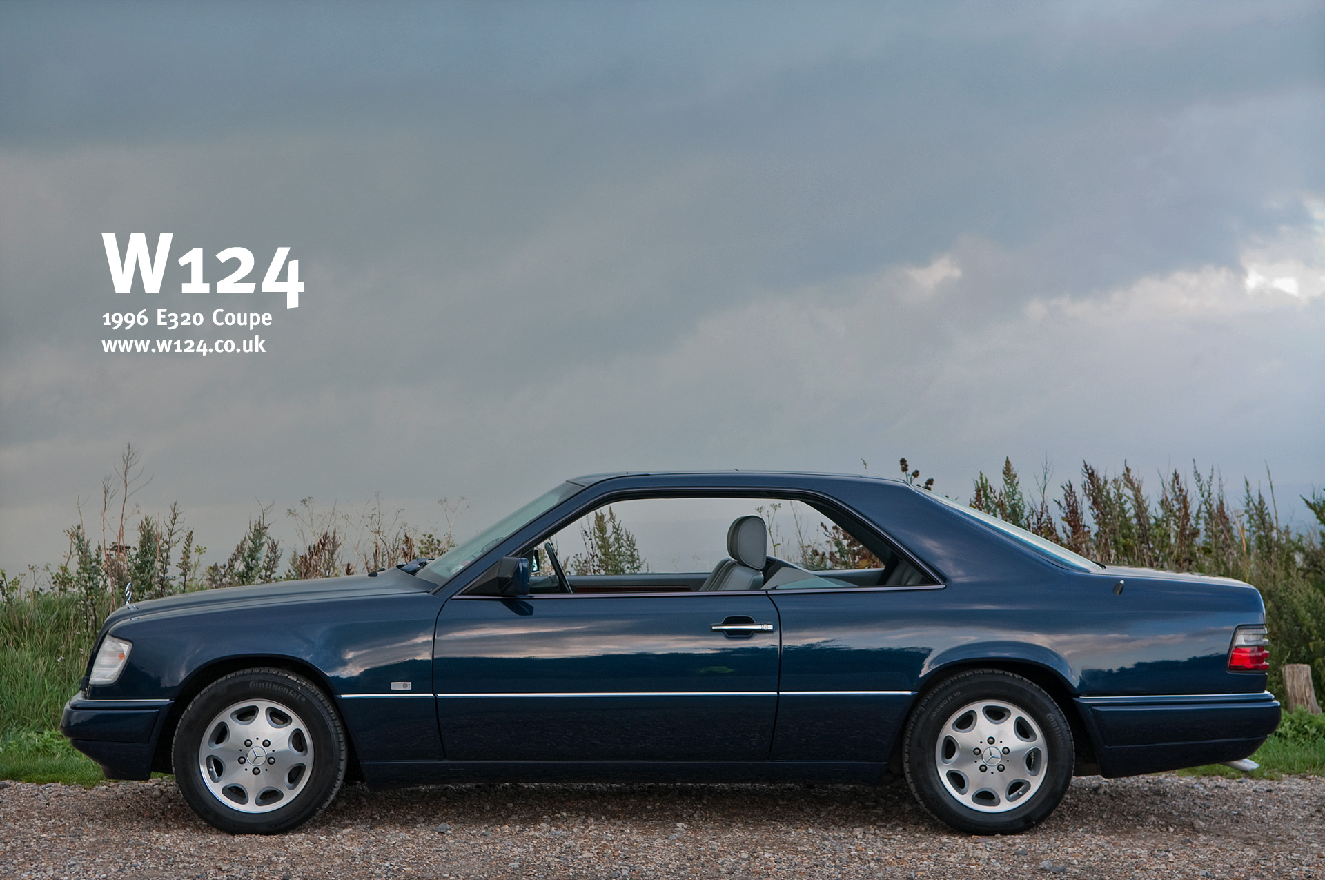 Mercedes-Benz E-klasse AMG I (W124) 1993 - 1996 Coupe-Hardtop #6