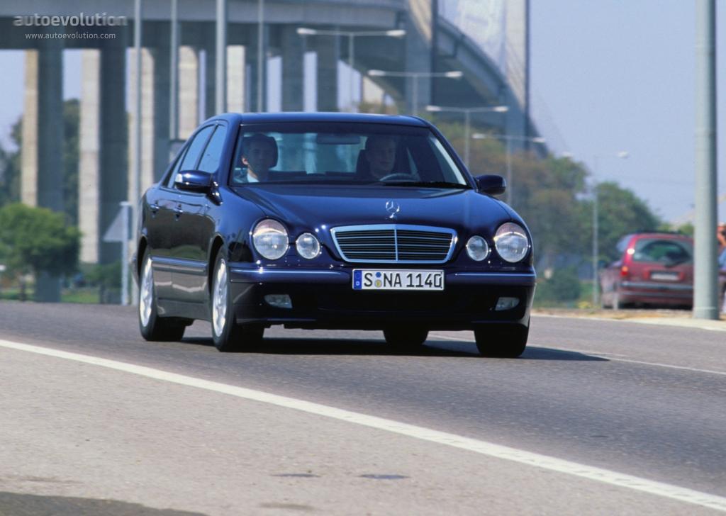 Mercedes-Benz E-klasse AMG II (W210, S210) Restyling 1999 - 2002 Sedan #1