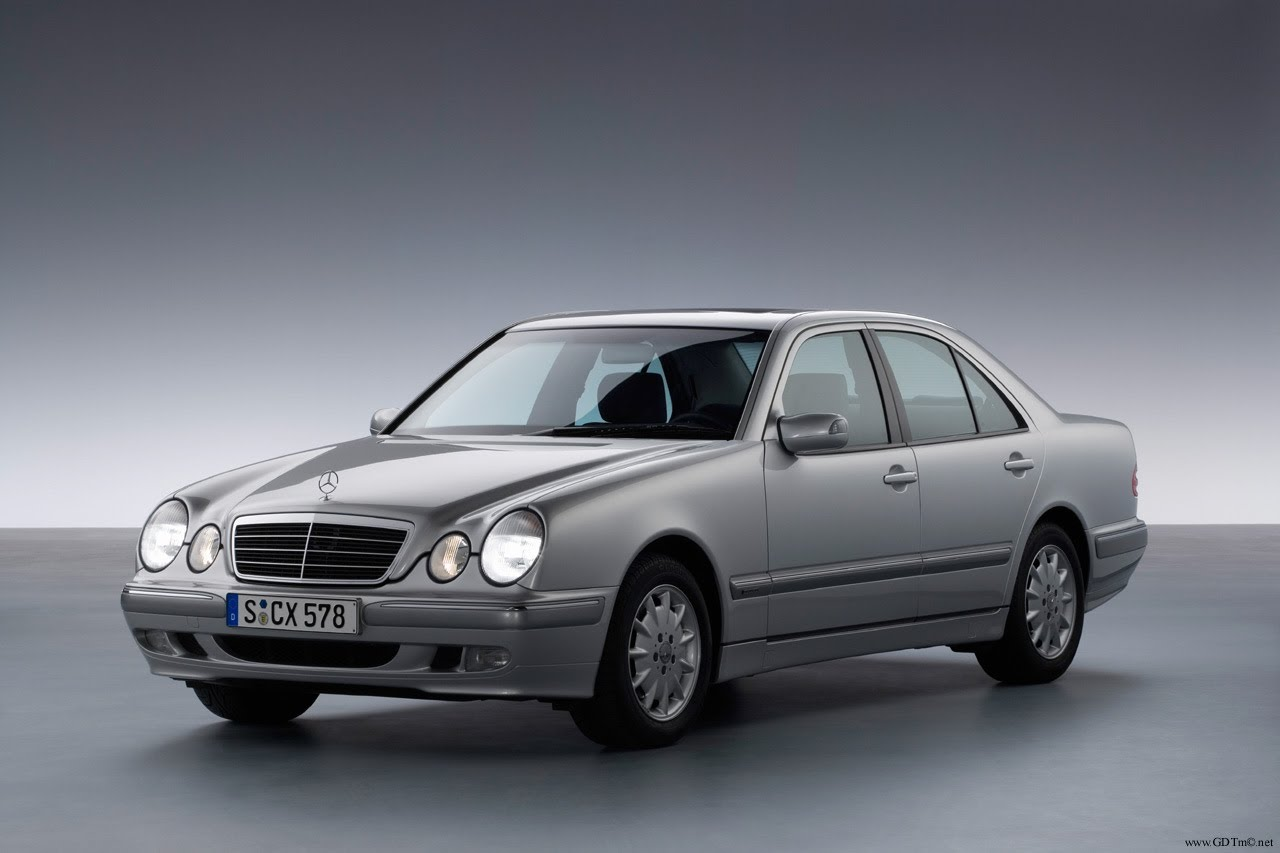 Mercedes-Benz E-klasse AMG II (W210, S210) Restyling 1999 - 2002 Sedan #2