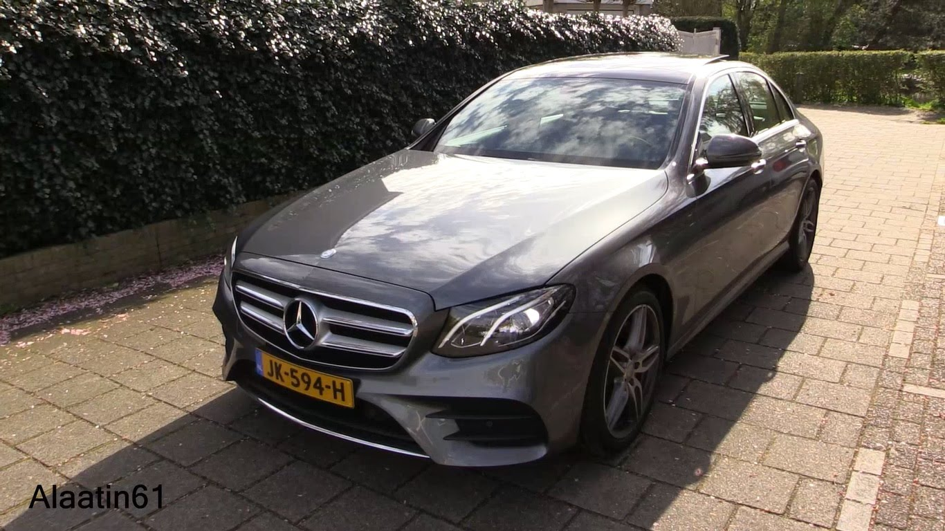 Mercedes-Benz E-klasse AMG V (W213) 2016 - now Sedan #4